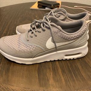 Nike Shoes - Grey Nike's